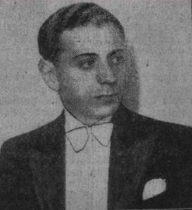 скрипач Levinson