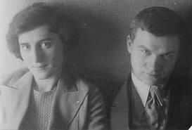 Т.Хренников с женой Кларой