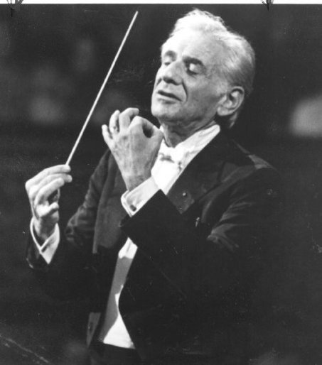 leonard bernstein conducting - photo #1