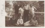 1928 г. Почти вся семья Гольдиных всборе