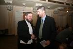 35. with David Levy (Embassy ofIsrael)