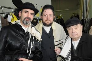 Меер, Зеев и Герман