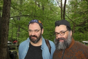 Виктор Шапиро и рав Носон Вершубский foto http://www.jeps.ru/