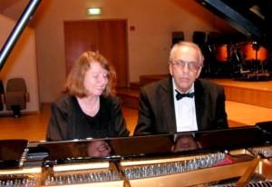 Михаил Бурштин и Фаина Хармац foto http://www.newswe.com/