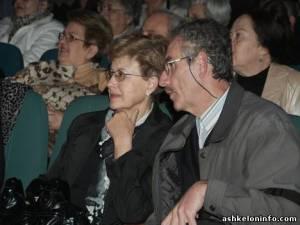 Mihails un Faina Leinvandi foto www.ashkeloninfo.com