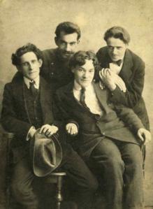 Виктор Мидлер, Юхневич, Исаак Малик, Амшей Нюренберг foto http://www.artlover.com.ua/
