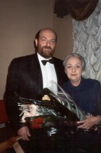 Нехама Лифшицайте и Виктор Лензон foto http://www.mitzvah.ru/