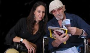 Герц Франк и Мария Кравченко foto www.lsm.lv