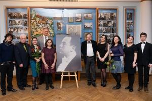 Лауреаты и члены жюри