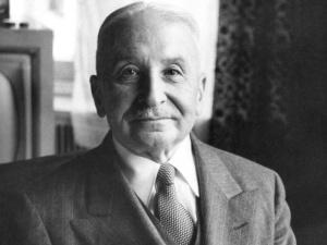 Ludwig von Mises foto http://www.ladoshki.com/