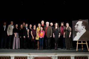 Aleksandroviča konkursa dalībnieki, koncertmeistari un žūrijas locekļi