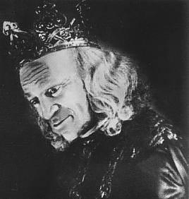 Михоэлс в роли короля Лира foto www.fast-images.ru