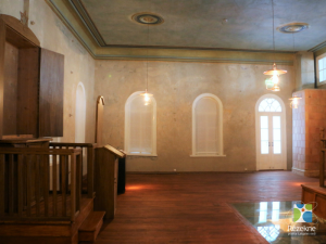 Rēzeknes Zaļa sinagoga  foto http://www.rezekne.lv/