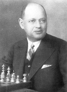 Рудольф Шпильман foto www.chessworldweb.com