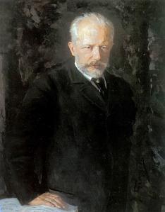 П.И.Чайковский foto www.stihi.ru