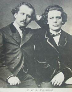 Братья Антон и Николай Рубинштейны foto www.dev.daily_hero.idefa.ru