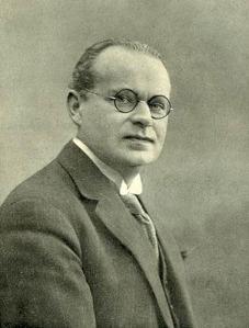 Рижский гроссмейстер Арон Нимцович foto www.ves.lv