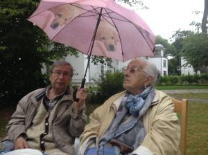Рута Марьяш с супругом Анатолием  фото - Олеся Фокина